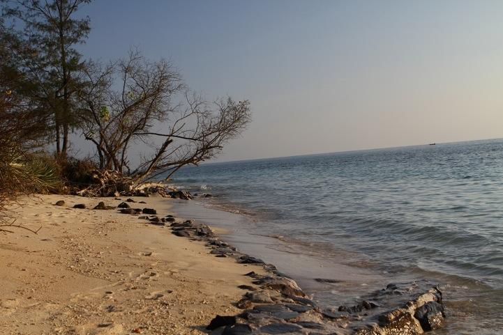 Immernoch auf der Insel