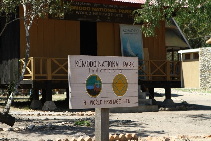 Der Komodo National Park